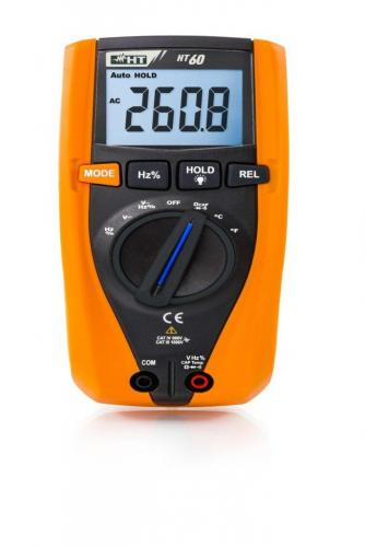 HT-Italia HT60 – True RMS Dijital Multimetre