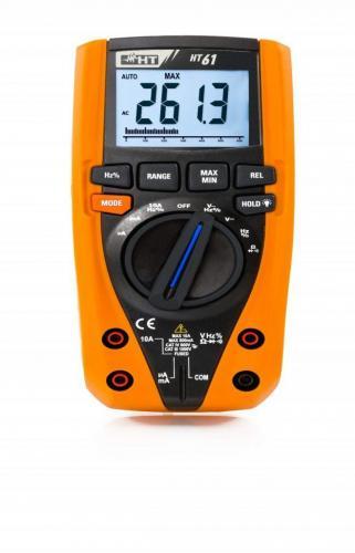 HT-Italia HT61 – True RMS Dijital Multimetre