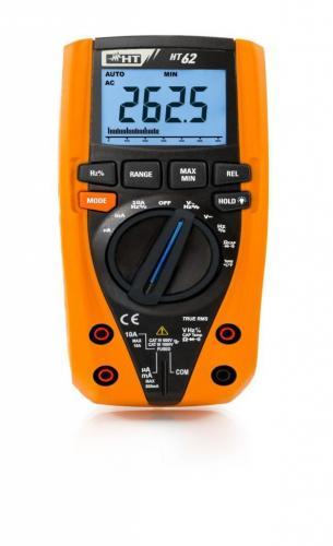 HT-Italia HT62 – True RMS Dijital Multimetre