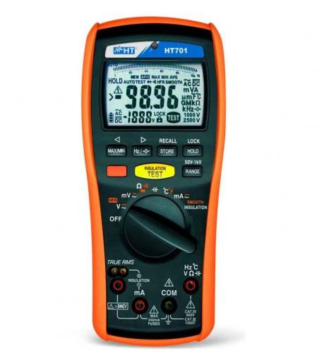 HT-Italia HT701 – İzolasyon Multimetre