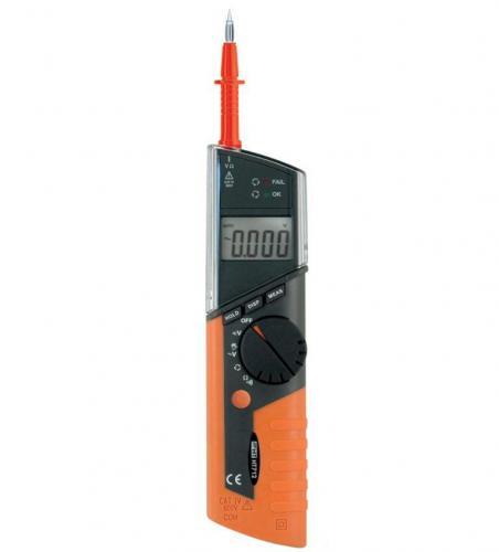 HT-Italia HT712 – Tek Kutuplu Voltaj ve Faz Sırası Ölçüm Cihazı
