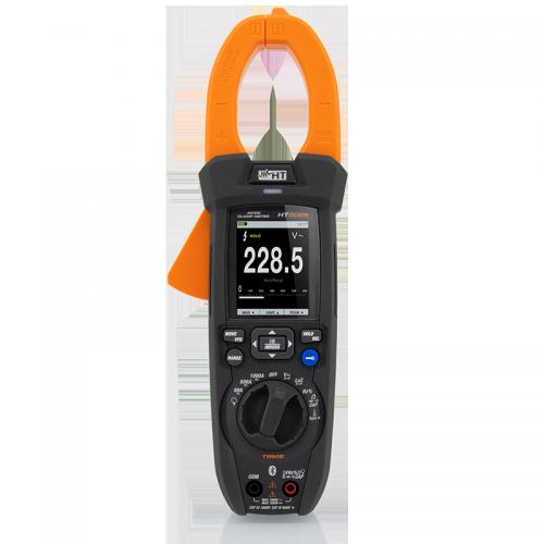 HT-Italia HT9025 AC/DC 1000A/1500V Solar Pensampermetre