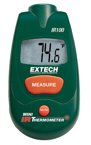 Extech IR100: Mini IR Termometre