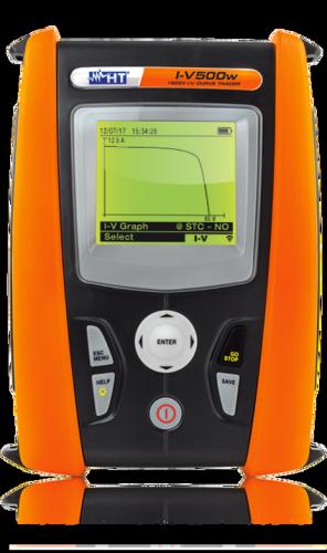 Ht-Italia IV500w – 1500V / 15A IV Curve Tracer