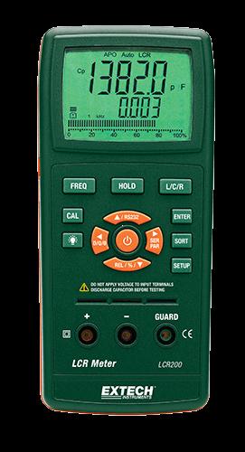 Extech LCR200 LCR Metre