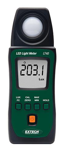 Extech LT40: LED Light Meter