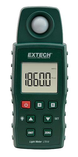 Extech LT510: Işık Ölçer