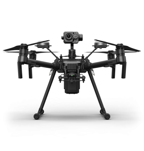 FLIR M210 RTK XT2 R 640-13mm – Termal Drone Kiti