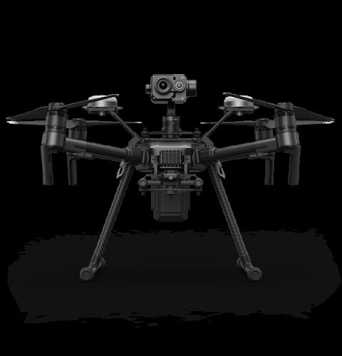 FLIR M210 RTK XT2 R 640-19mm – Termal Drone Kiti