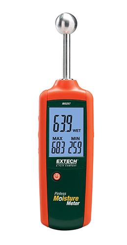 Extech MO257: Pinless Nem Ölçer