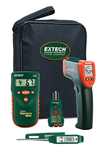 Extech MO750: Toprak Nem Ölçer