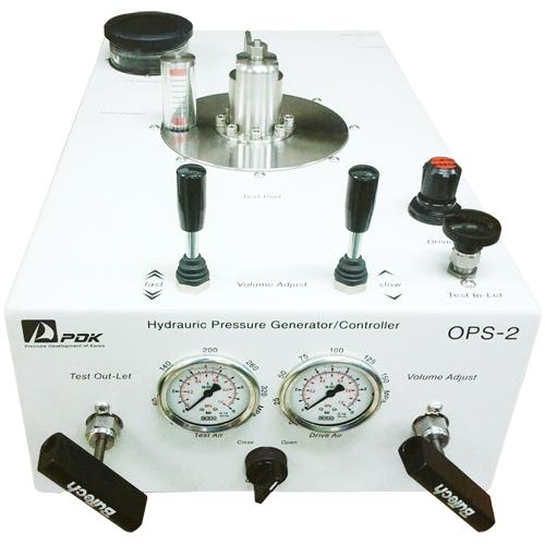PDK OPS-2 Hidrolik Basınç Cihazı