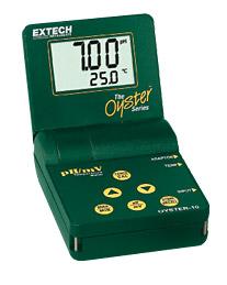 Extech Oyster-10: Oyster ™ Serisi pH / mV / Sıcaklık Ölçer