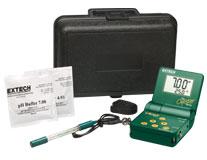 Extech Oyster-15: Oyster ™ Serisi pH / mV / Sıcaklık Ölçer Seti