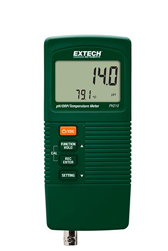 Extech PH210: Kompakt pH / ORP / Sıcaklık Ölçer