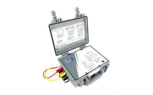 HT-Italia PQA820 – Güç Kalitesi ve Enerji Analizörü