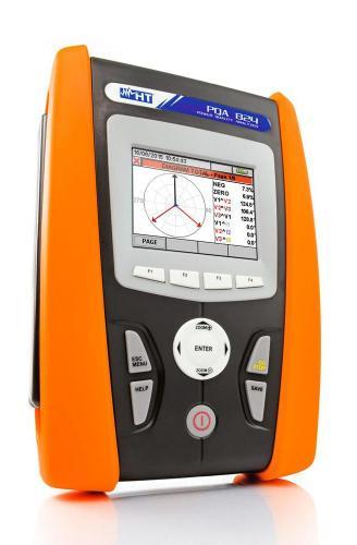 HT-Italia PQA824 – Güç Kalitesi ve Enerji Analizörü