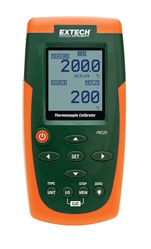 Extech PRC20 – Thermocouple Kalibratörü