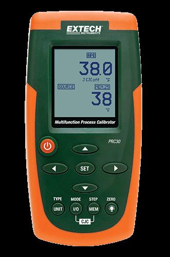 Extech PRC30 – Çok Fonksiyonlu Kalibratör
