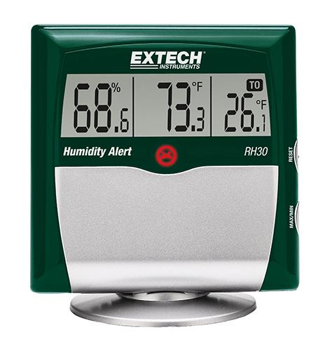 Extech RH30: Nem Uyarısı ile Higro Termometre
