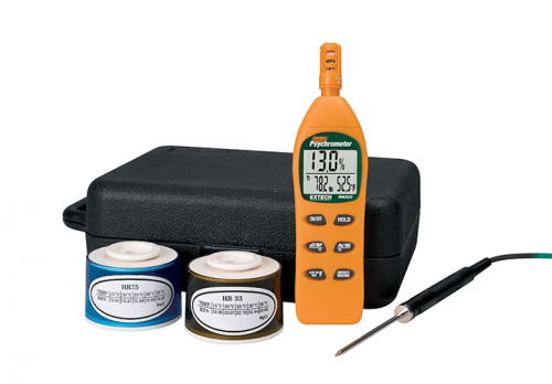 Extech RH305 Higrometre Seti