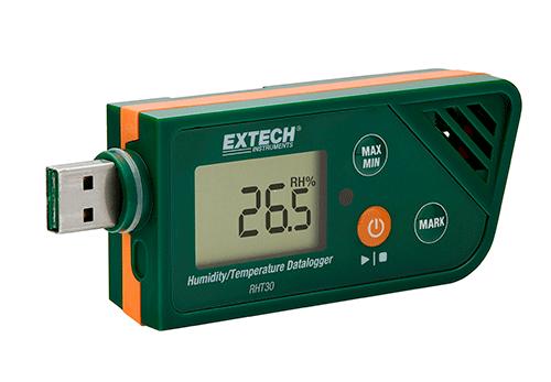 Extech RHT30: USB Nem / Sıcaklık Datalogger