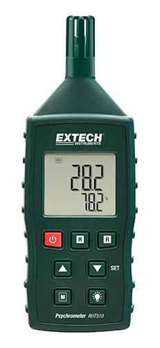 Extech RHT510 Termohigrometre ve psikometre
