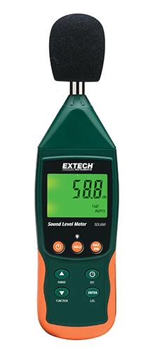 Extech SDL600: Ses Seviyesi Ölçer / Datalogger