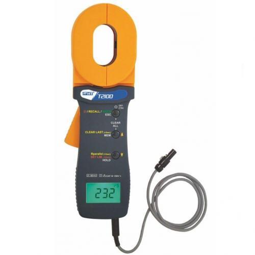 HT-Italia T2100 – Klamp tipi topraklama direnci ölçüm cihazı