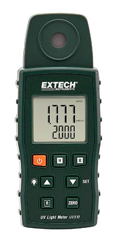 Extech UV510: UVA Işık Ölçer