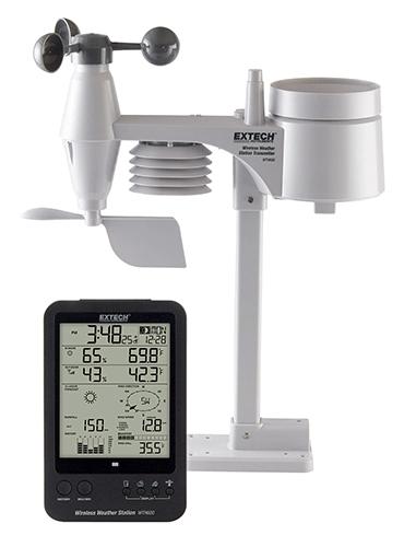 Extech WTH600-KIT: Kablosuz Hava İstasyonu Seti